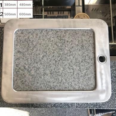 Korean barbecue slab Korean barbecue slab baking pan 38/48cm 50/60cm barbecue pan