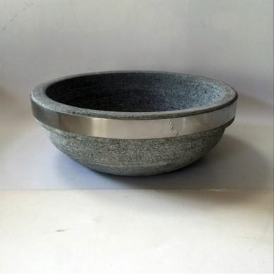 Solid Granite Dolsot Bibimbap Bowls
