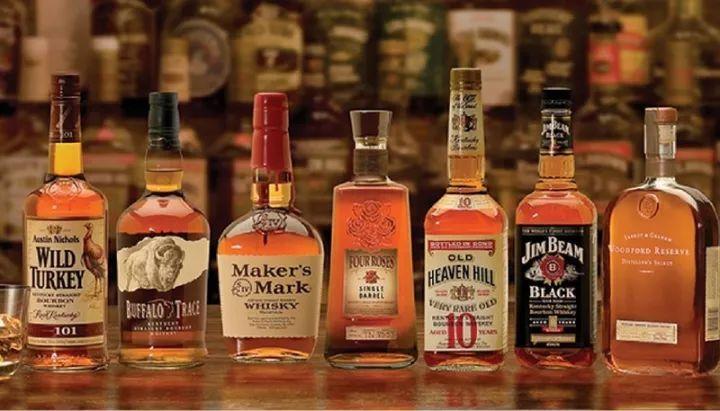 Bourbon whisky history