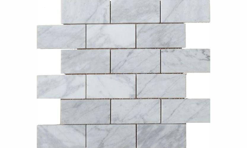 "Wholesale Price Whiskey Stones And Flask - Hot Selling Polished Italian 3""*6"" Brick Natural Carrara White Marble – Shunstone"