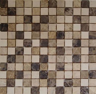 wholesale mix brick marble mosaic art stone ,chinese yellow mosaic tile ,stone travertine mosaic and pattern tile ,