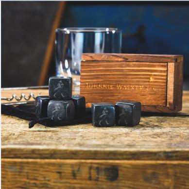 Amazon choice Best Whiskey Stones FDA custom logo in ice cube wooden box wine gift set
