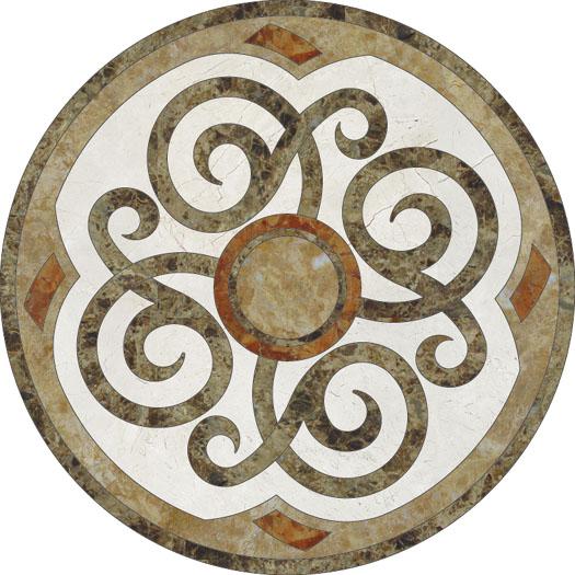 PriceList for Shot Glass Whisky - Amazing Marble White Marble Floors Medalion Design – Shunstone
