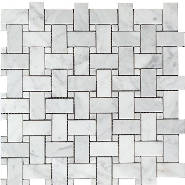 Hot sale Backsplash Tile Shapes New  Mosaic Tiles Irregular White Backsplash Tile Shapes Featured Image