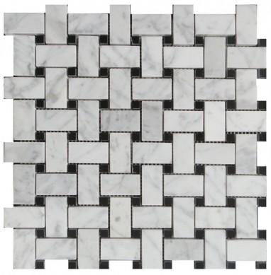 Hot sale Backsplash Tile Shapes New  Mosaic Tiles Irregular White Backsplash Tile Shapes