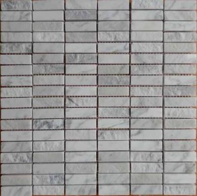 Factory direct 2019 Amazon Best Seller new design marble mosaic floor tile ,pebble stone carpet mosaic tile