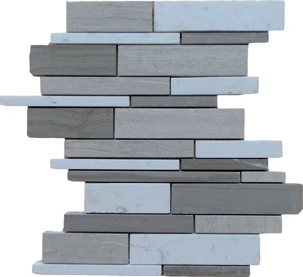 wholesale Italian Bianco Carrara White Marble Mosaic Tile Wall Floor Backsplash tile Featured Image