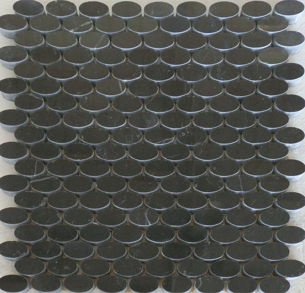 wholesale high quality Waterjet Marble Mosaic floor Backsplash Tile Carrara marble mosaic tile Featured Image