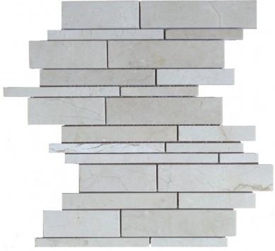 wholesale Italian Bianco Carrara White Marble Mosaic Tile Wall Floor Backsplash tile
