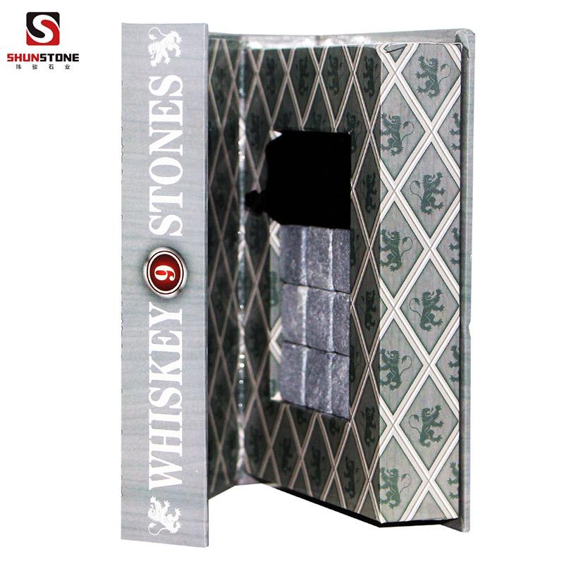 Bottom price Bibimbap Pot - High quantity whisky stone Set of 9 soapstone Chilling Stones  with velvet bag in Magnetic buckle box – Shunstone