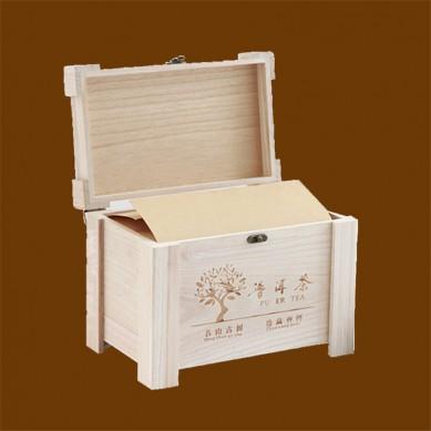 SHUNSTONE Custom wooden wine box pine wood wine gift box