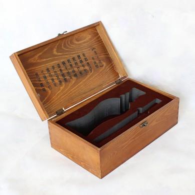 SHUNSTONE handmade custom wooden gift box for sale