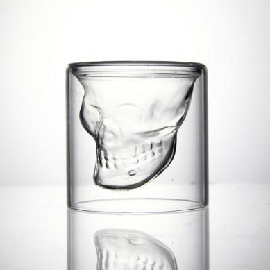 Globe Bottle Glass Wine Bottle