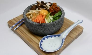 Bibimbap sink cooking stone bowl from China