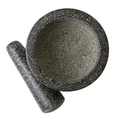 SHUNSTONE Health Smart Granite Mortar and Pestle