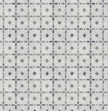 Carrara-Grey-and-Thassos-White-Flower-Design (1)