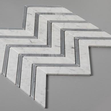Carrara-White-Mixed-Carrara-Grey-Color-Chevron (1)