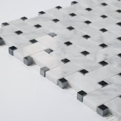 Cheap Mosaic Tile Sheets Mosaic Marble Basketweave Marble Tile