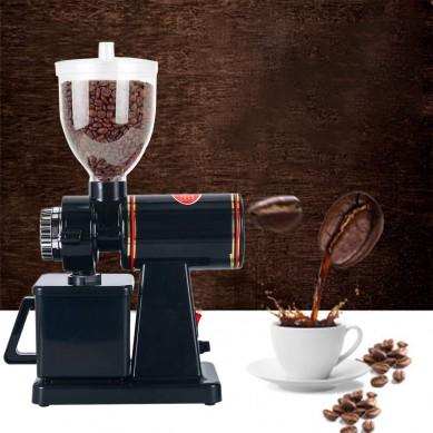 Automatic Electric Burr Coffee Grinder Mill Grinder Coffee Bean Powder Grinding Machine
