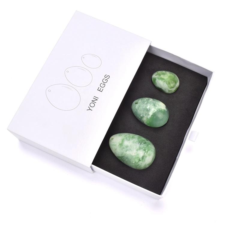 SHUNSTONE Natural Quartz xiuyan jade Stone Yoni Egg For Sale Featured Image