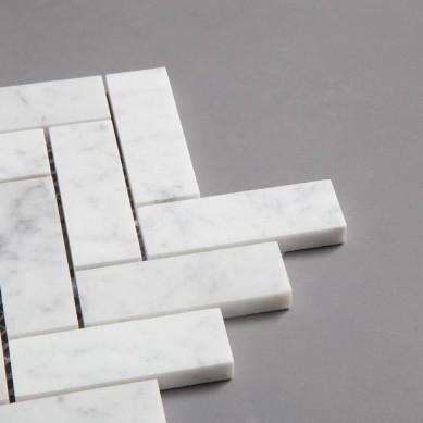 White-Carrara-Mosaic-Marble-Stone-Marble-Mosaic (2)