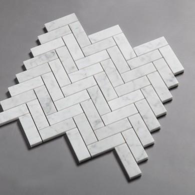 White-Carrara-Mosaic-Marble-Stone-Marble-Mosaic (4)