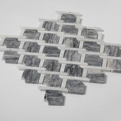 White-Mixed-Bardiglio-Gray-Marble-Mosaic-Tile (1)