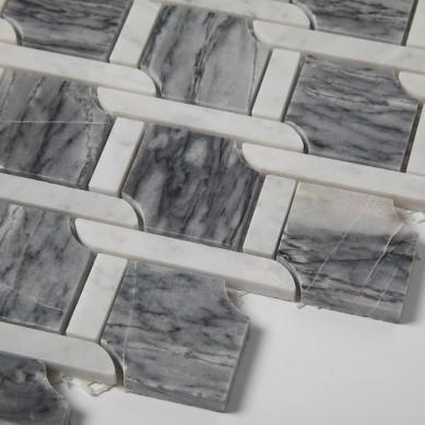 White-Mixed-Bardiglio-Gray-Marble-Mosaic-Tile (5)