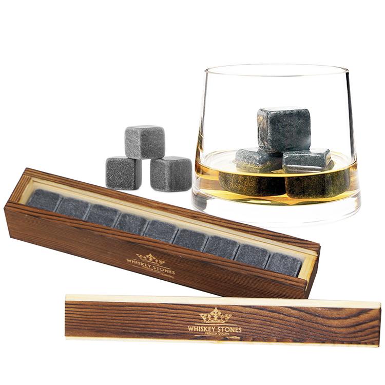 2019 Amazon New Design Whiskey Stones with Great Price Wholesale Natural Stone Whisky Stone Customized Whisky Stones Bulk Stone Featured Image